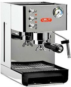 LELIT - PL041EM מכונת קפה