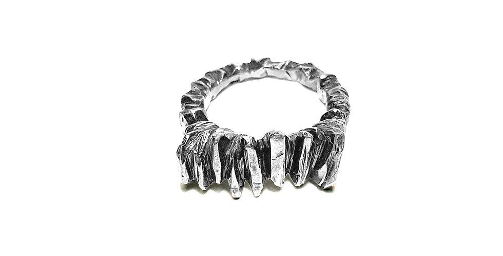 Anel Non Finito (prata 925)
