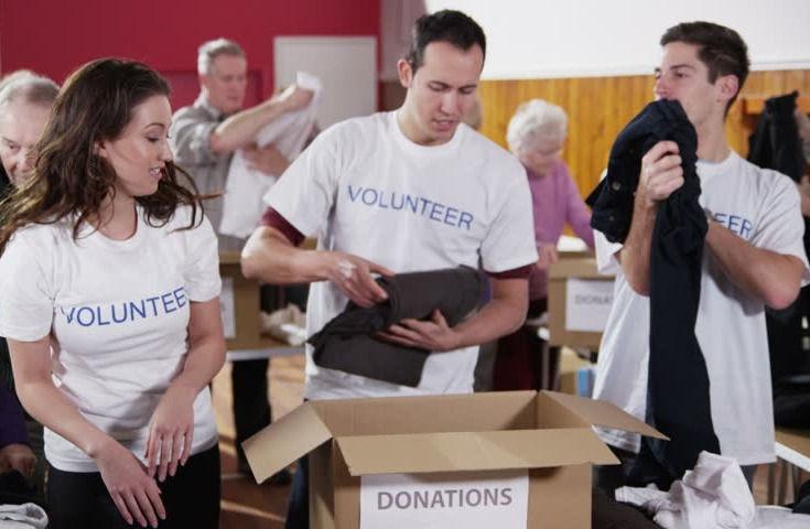 Humanity - Volunteer Shift 1