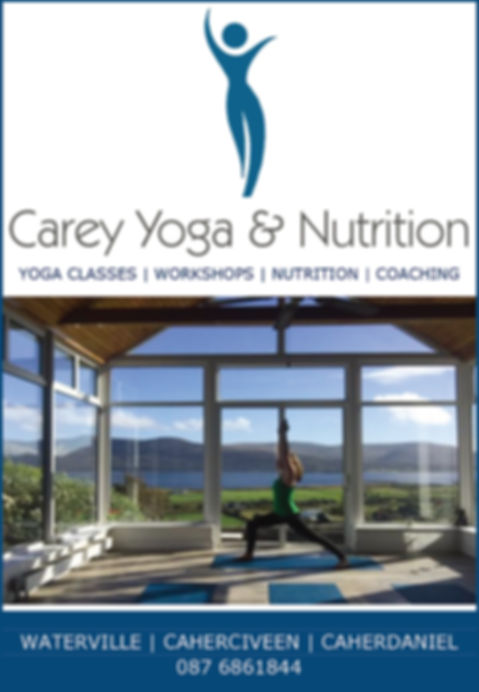 Carey Yoga and Nutrition
