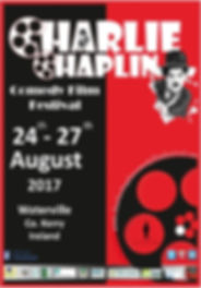 charlie chaplin film festival 2017, waterville, co kerry, ireland, facebook, south kerry