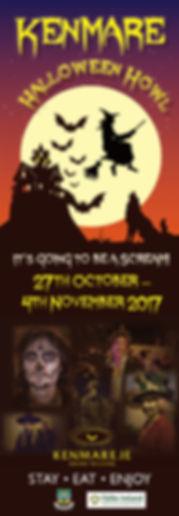halloween howl kenmare 2017