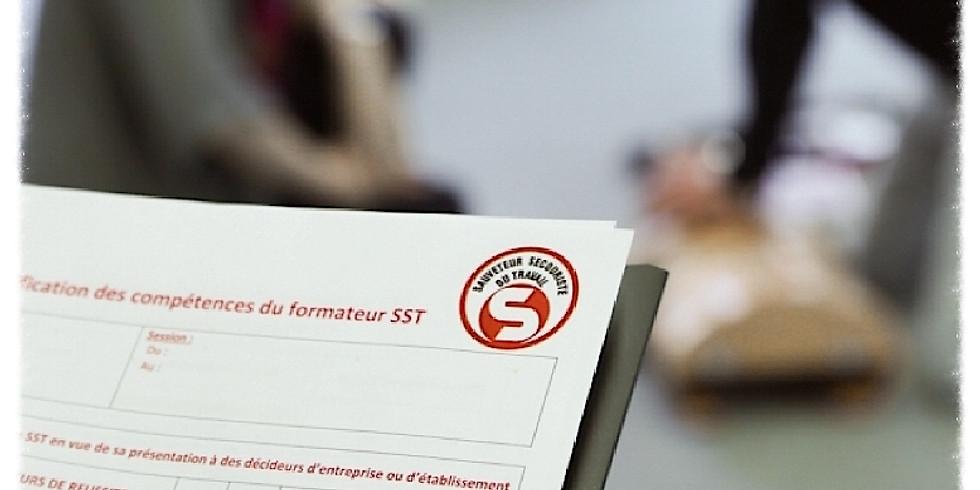 MAC Formateur SST