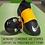 Thumbnail: Orange Lumo GRIP:SEVEN LaceBrace
