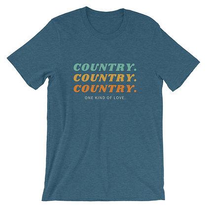 Retro Country T-Shirt