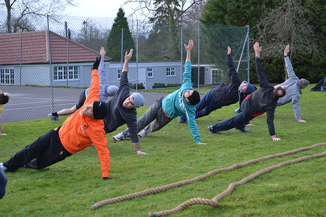 'Adrenaline Rush' Team Building Multi Activity Day