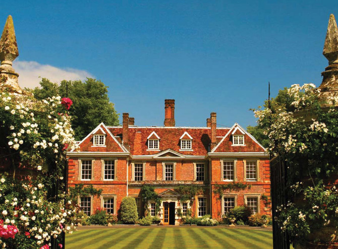 June Featured Venue: Lainston House Hotel