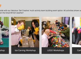 Multi-Activity Team Building Days