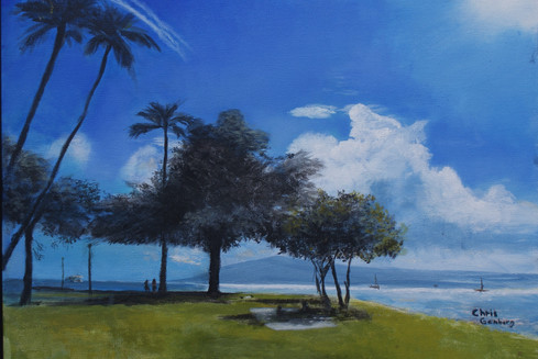 A Maui Morning