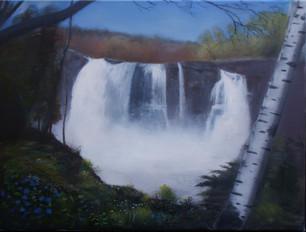 Borderland Falls