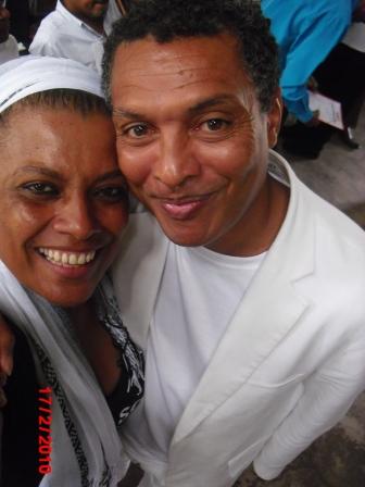 Misa e o Ministro da Cultura M Lucio