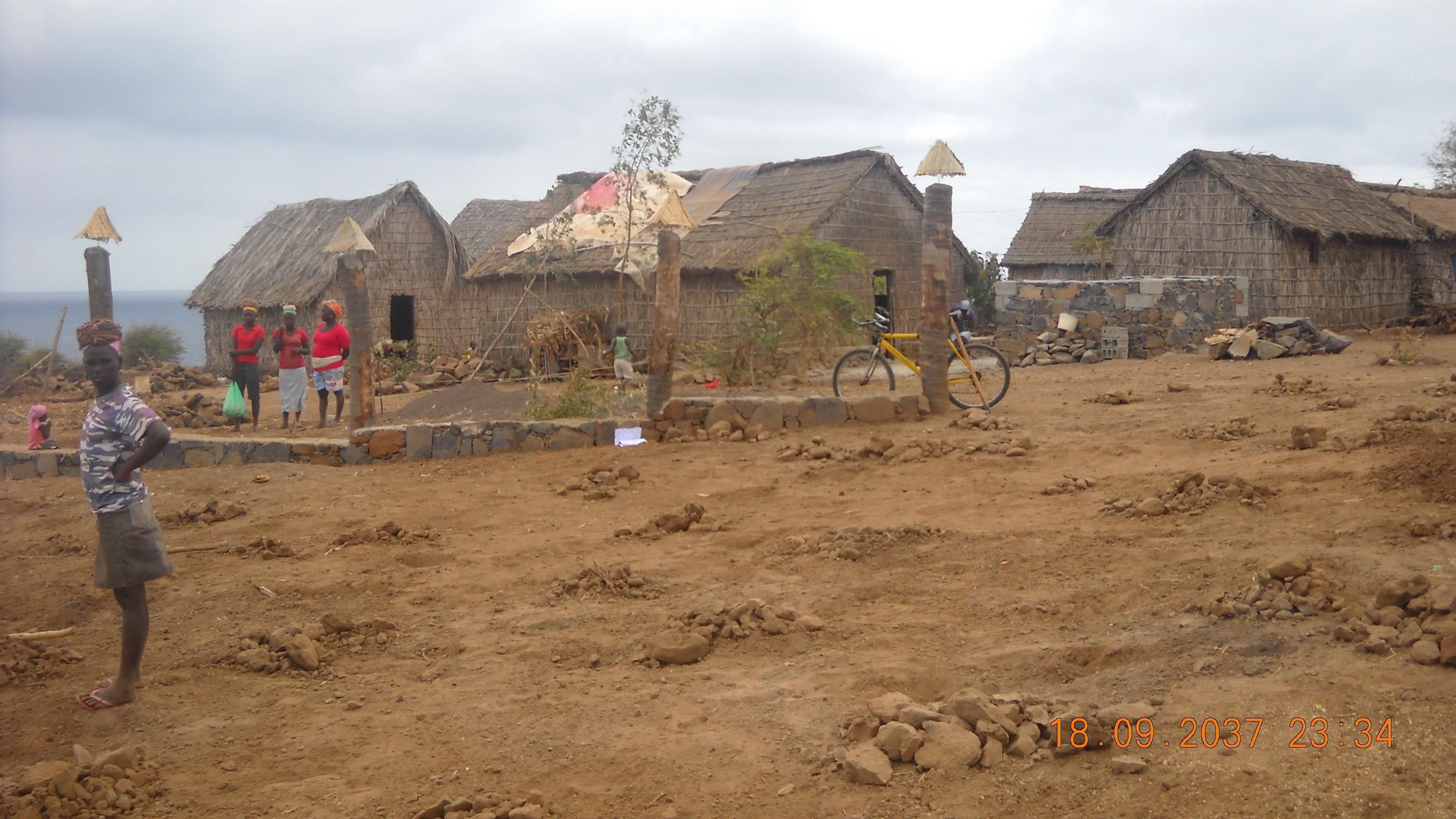 A aldeia dos rabelados