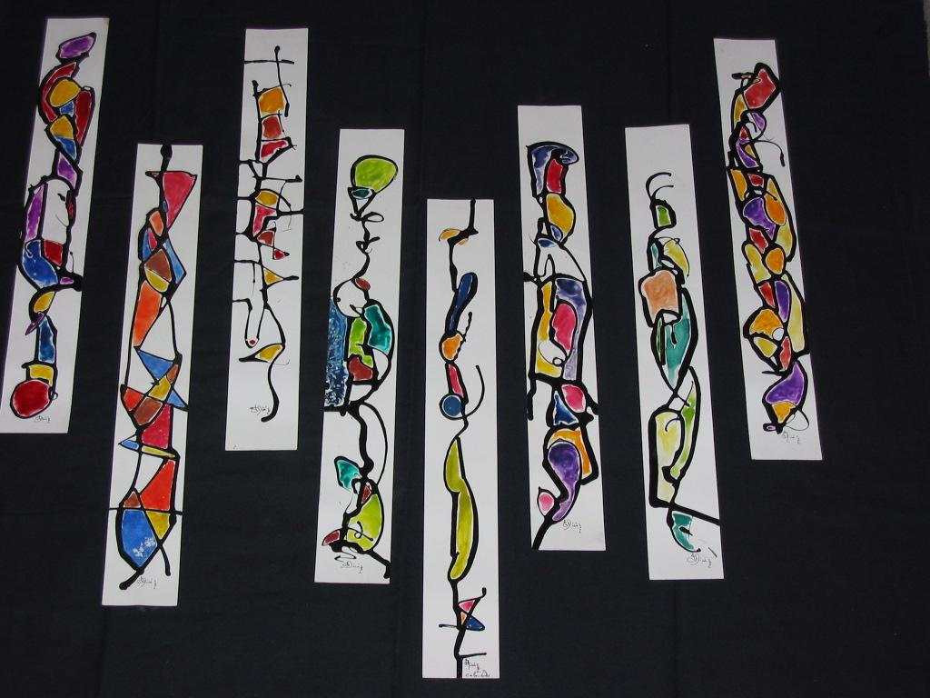 Caligrafia Pintada