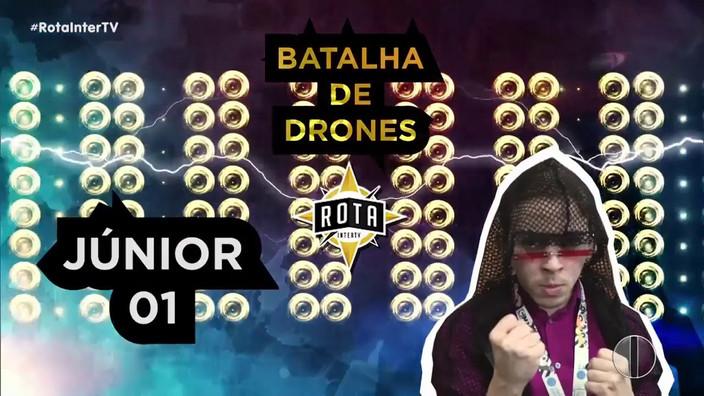 Batalha de Drones