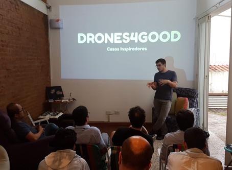 E agora, o que vamos fazer com os drones ?