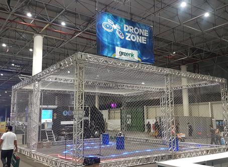 ARENA DE DRONES SE CONSOLIDA COMO PARTE ESSENCIAL DOS EVENTOS DE TECNOLOGIA E INOVAÇÃO NO BRASIL