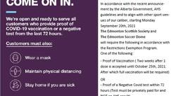 Restrictions Exemption Program