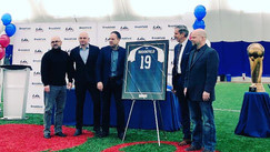 Brookfield Residential Sponsors the Edmontons Soccer Dome