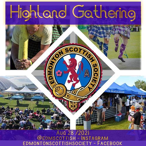 2021 Highland Games