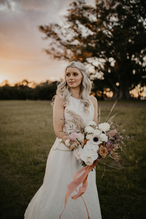 Hunter Valley Bride