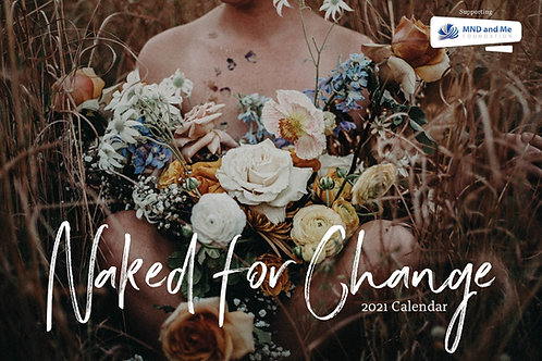 2021 Naked For Change Calendar