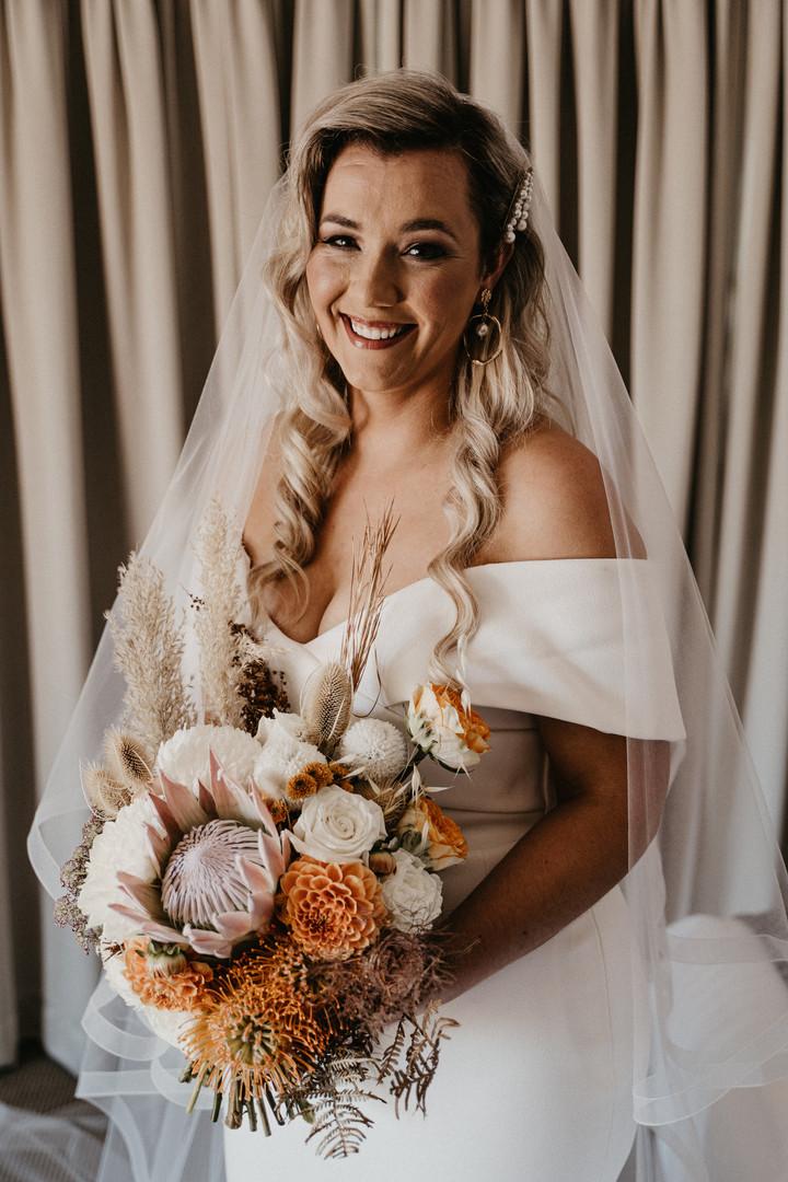 Bridal Bouqet.