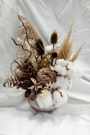 The Naked Florist Dried Arrangement-16.j