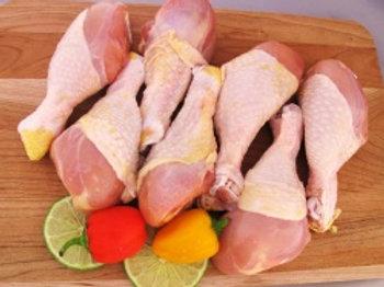 Fresh Premium Chicken Drumsticks 40lbs Case