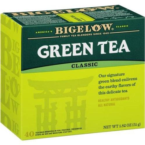 Bigelow Classic Green Tea, 40 ct
