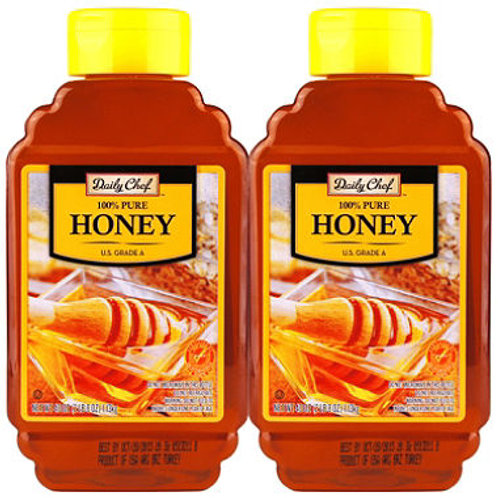 Daily Chef 100% Pure Honey - 40 oz. each - 2 pk.