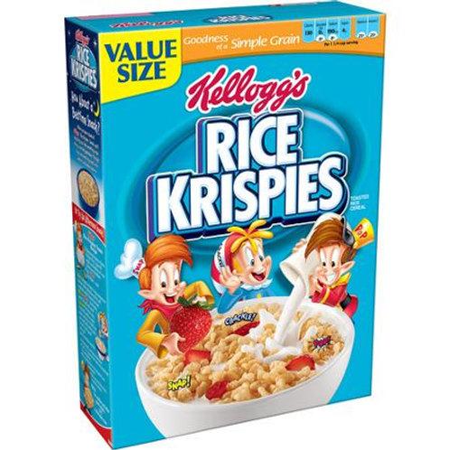 Kellogg's Rice Krispies Cereal, 24oz