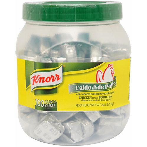 Knorr Caldo De Pollo, 100 ct.