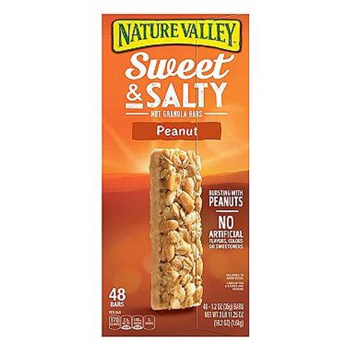 Nature Valley Sweet & Salty Peanut Bar (1.2 oz. bar, 48 ct.)