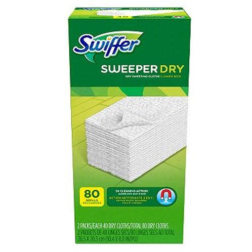 Swiffer Dry Refills 80ct