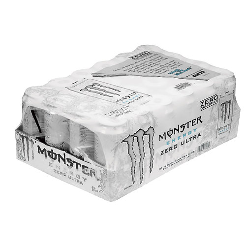 Monster Zero Ultra 16 oz. cans, 24 ct.