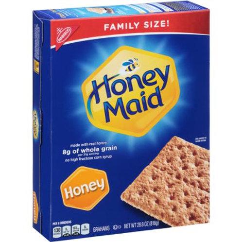 Nabisco Honey Maid Grahams Family Size, 28.8 Oz