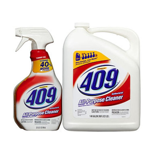 409 All Purpose Cleaner 32oz Spray + 180oz Refill