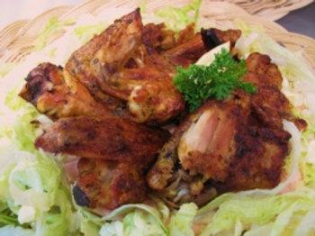 Fresh Premium Jumbo Chicken Wings 40lbs Case.