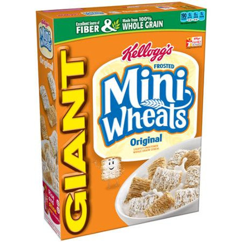 Kellogg's: Frosted Mini-Wheats Cereal, 36 oz