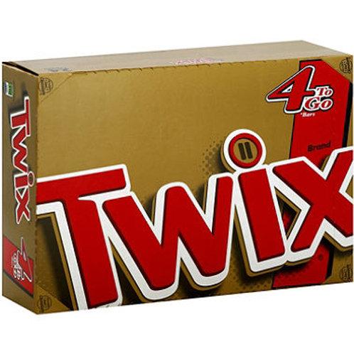 Twix Cookie Bars, King Size (3.02 oz. ea., 24 pk.)