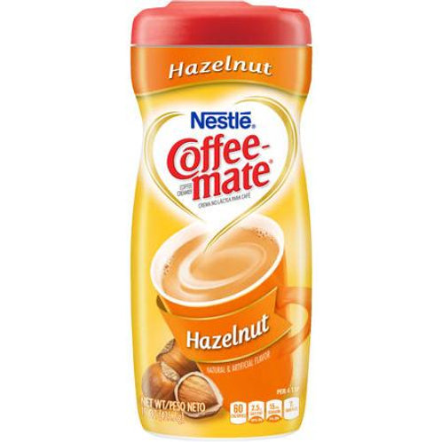 Coffee-mate Hazelnut Liquid Coffee Creamer,16 oz