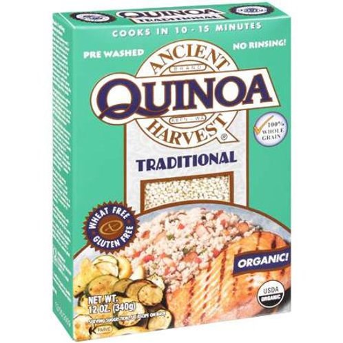 Ancient Harvest: Traditional Quinoa, 12 Oz