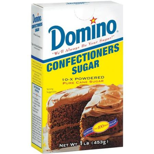 Domino Pure Cane Confectioners 10-X Powdered Sugar