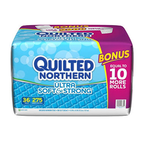 Quilted Northern Soft & Strong Toilet Paper, 36 r