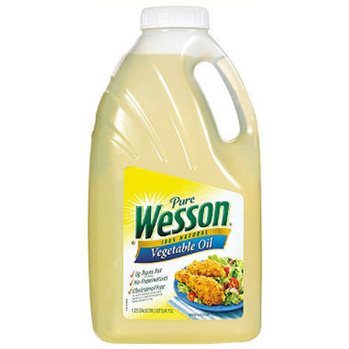 Pure Wesson® Vegetable Oil - 1.25 gal