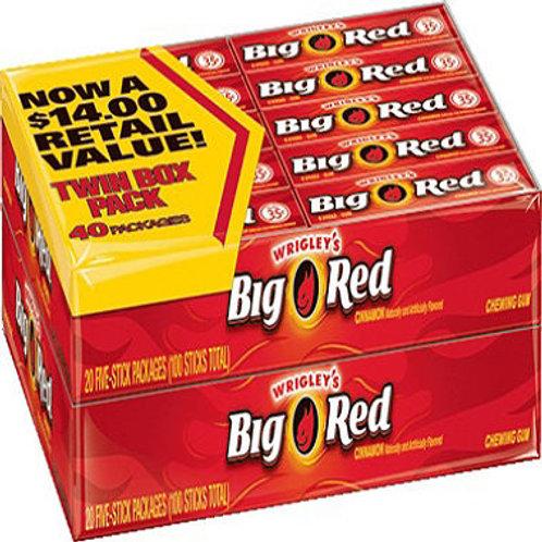Wrigley's Big Red Cinnamon Gum (40 pk.)
