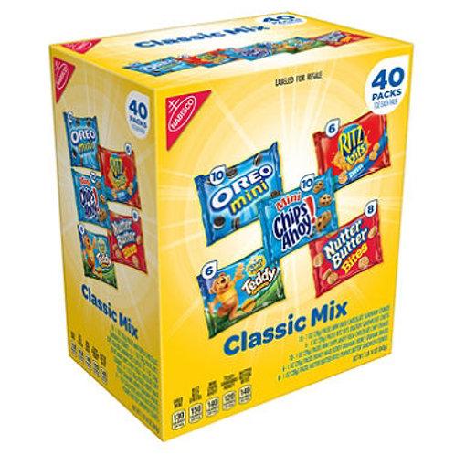 Nabisco Classic Mix Variety Pack (40 ct.)