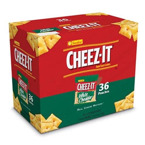 Cheez-It White Cheddar, 1.5oz. 36ct.