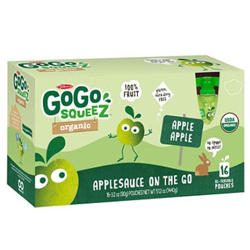 Applesauce Pouches 3.2 oz. pouches, 16 ct