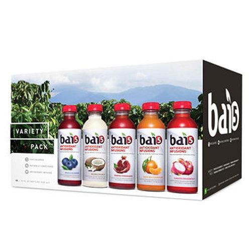 Bai 5 Variety Pack 18 oz. 15 pk
